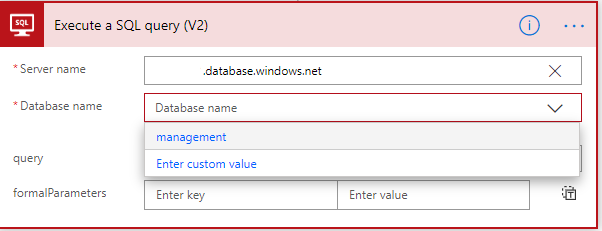 Running SQL Queries in PowerApps 8