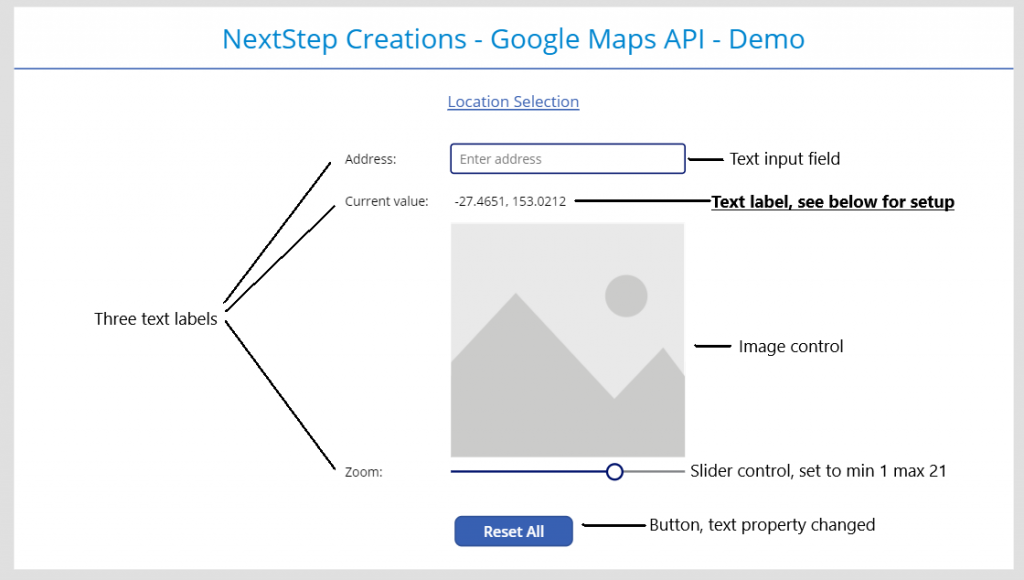 Google Maps in PowerApps - Fast & Efficient 1