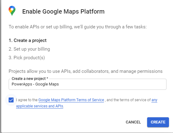 Google Maps in PowerApps - Fast & Efficient 9